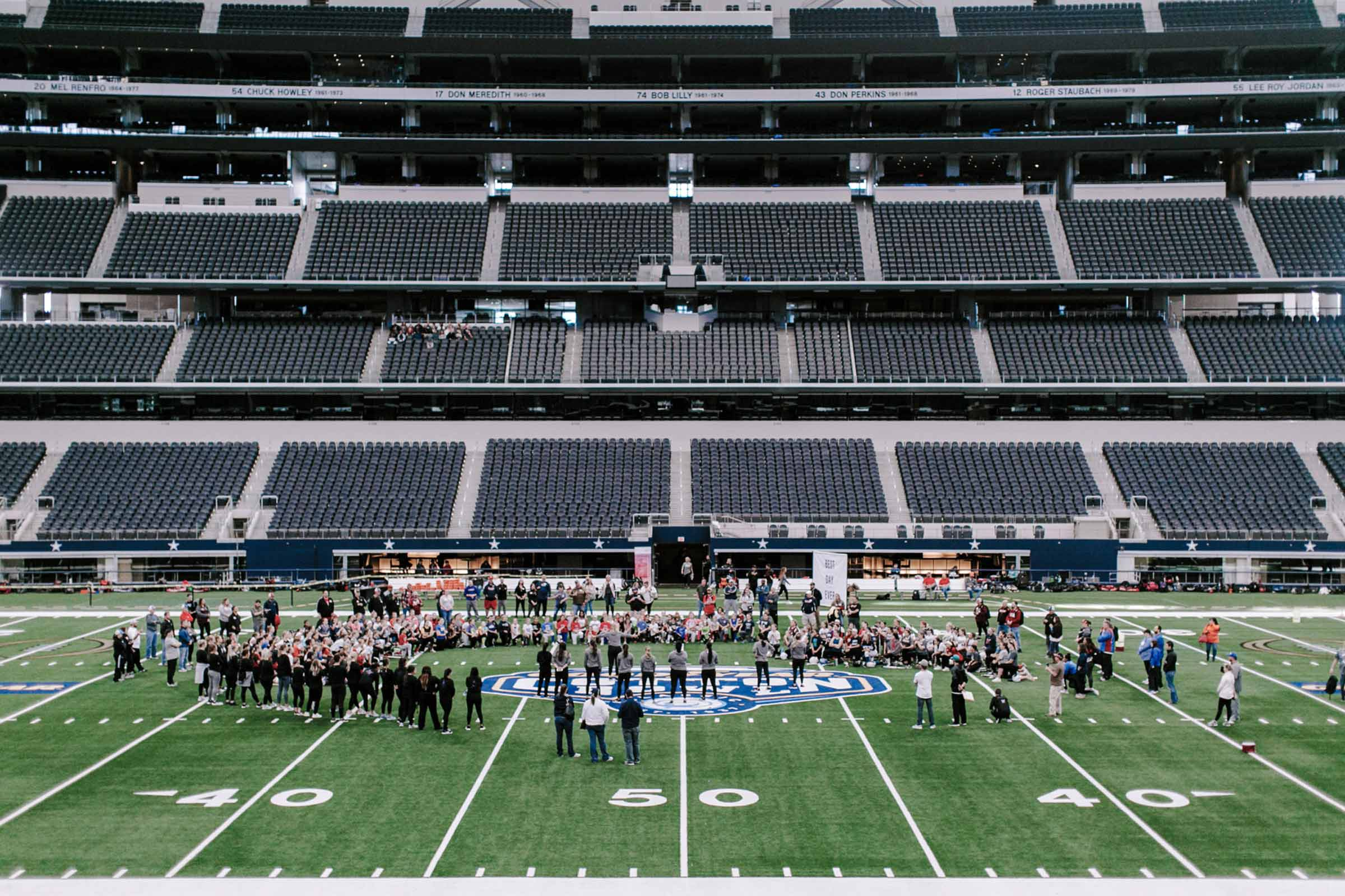 The Packaged Deal at Dallas Stadium New Years