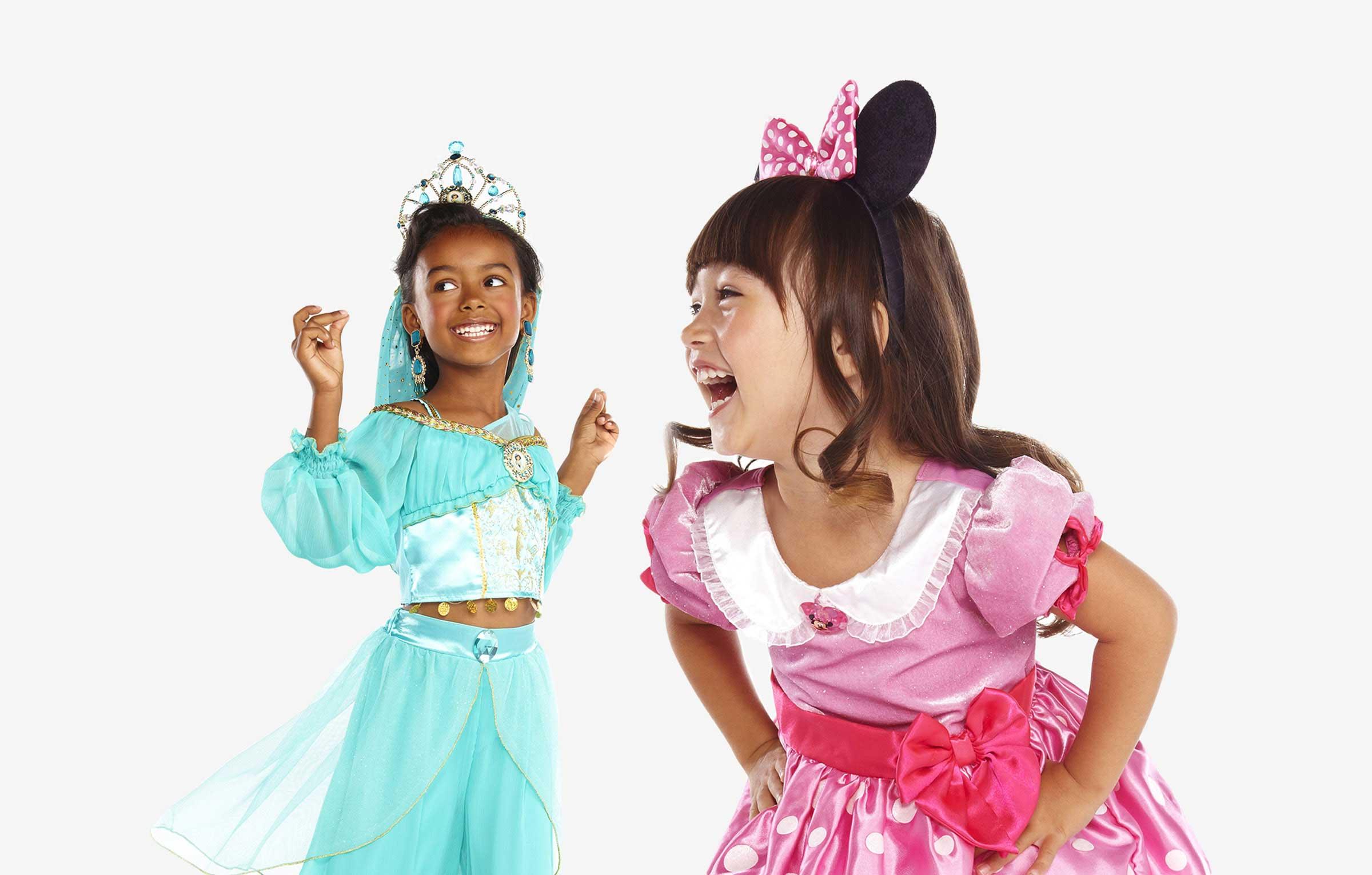 Disney Store North America Halloween Princesses