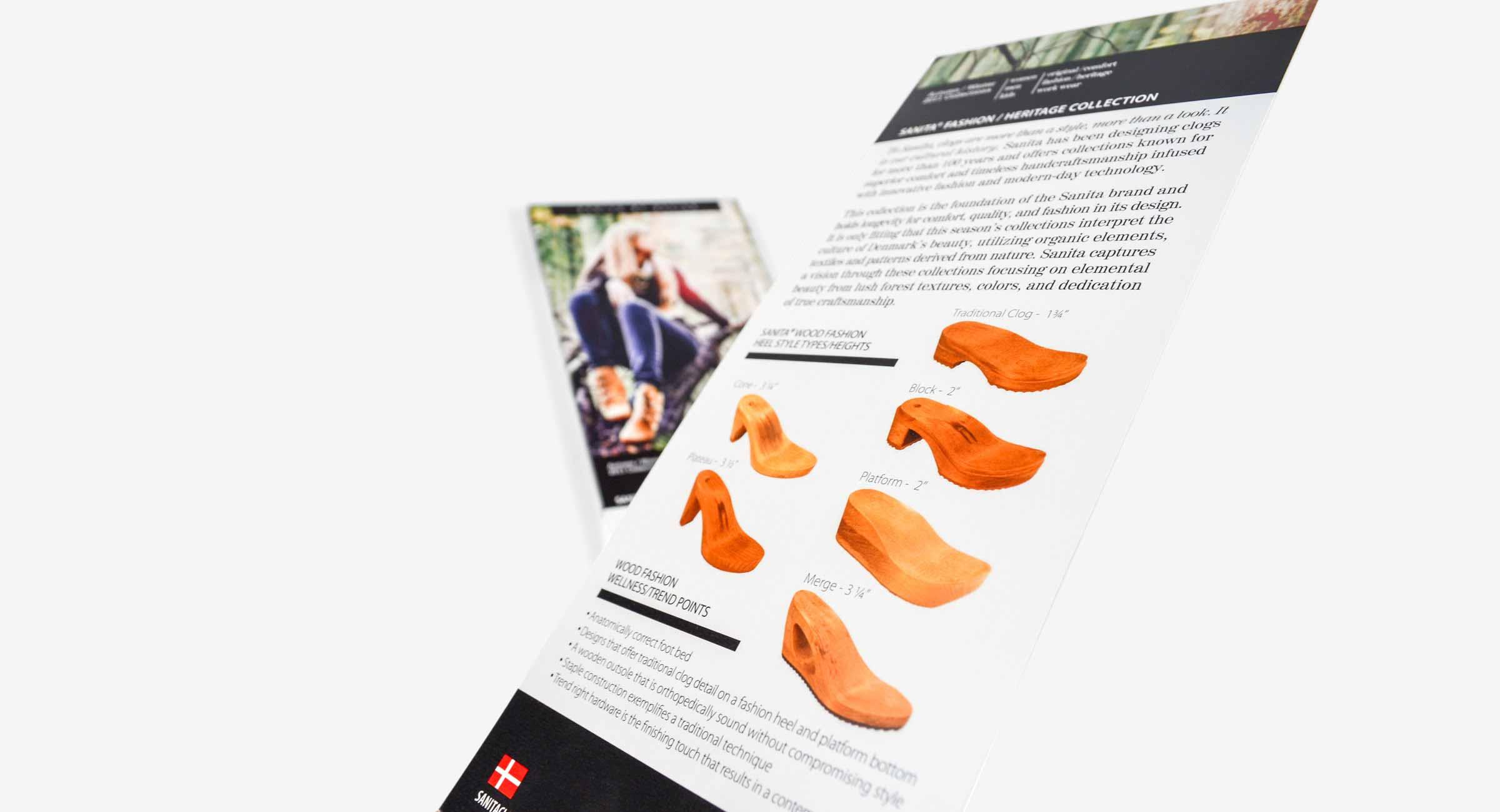Sanita Shoes Rack Cards