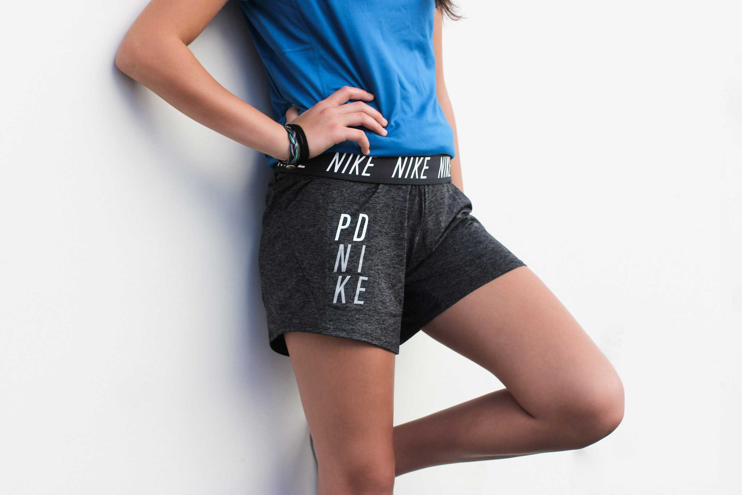The Packaged Deal Nike Shorts Design