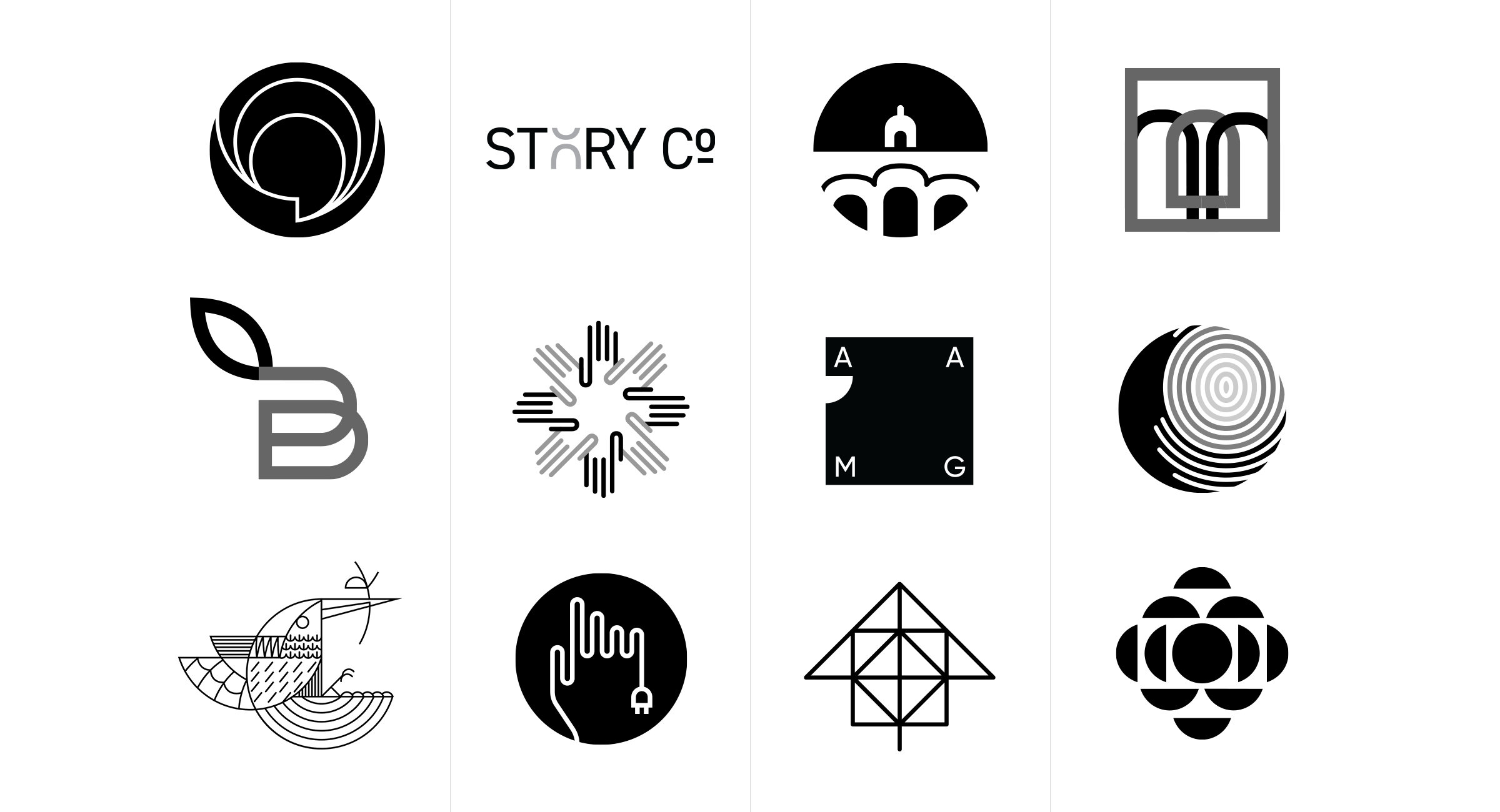 IOH Designed Identities and Icons