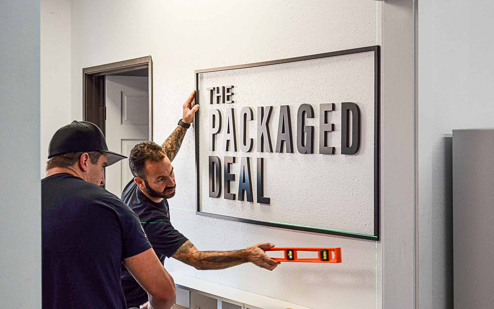The Packaged Deal Headquarters Environmental Design