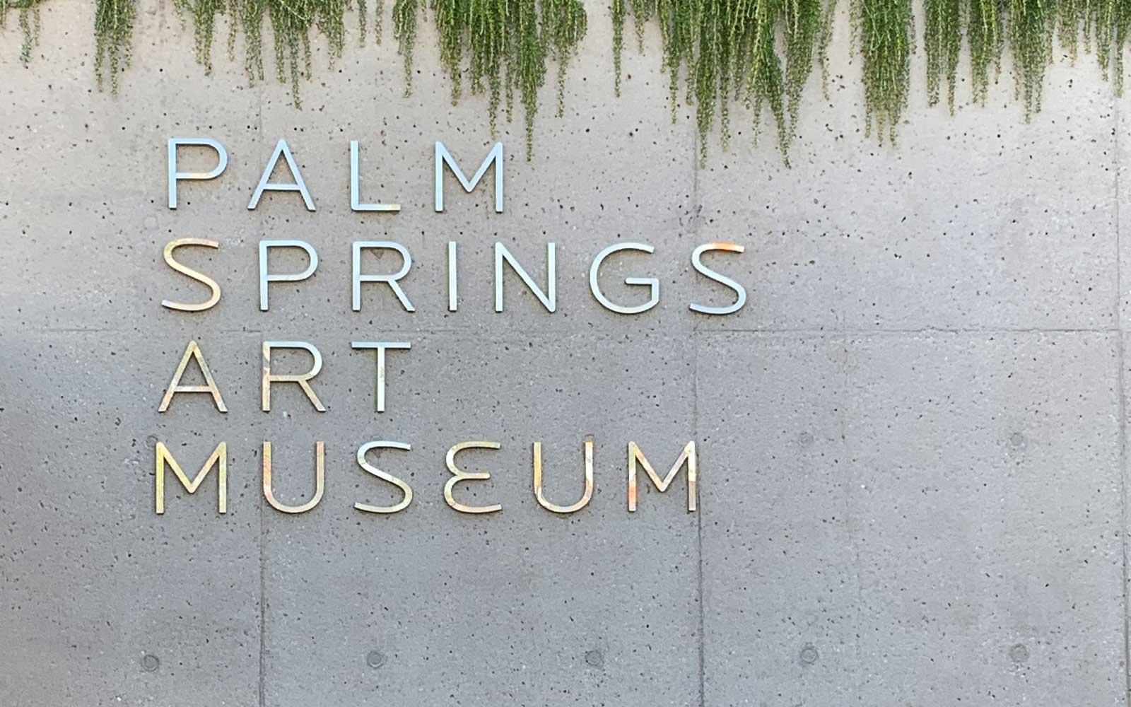 HuesNews Palm Springs Field Trip