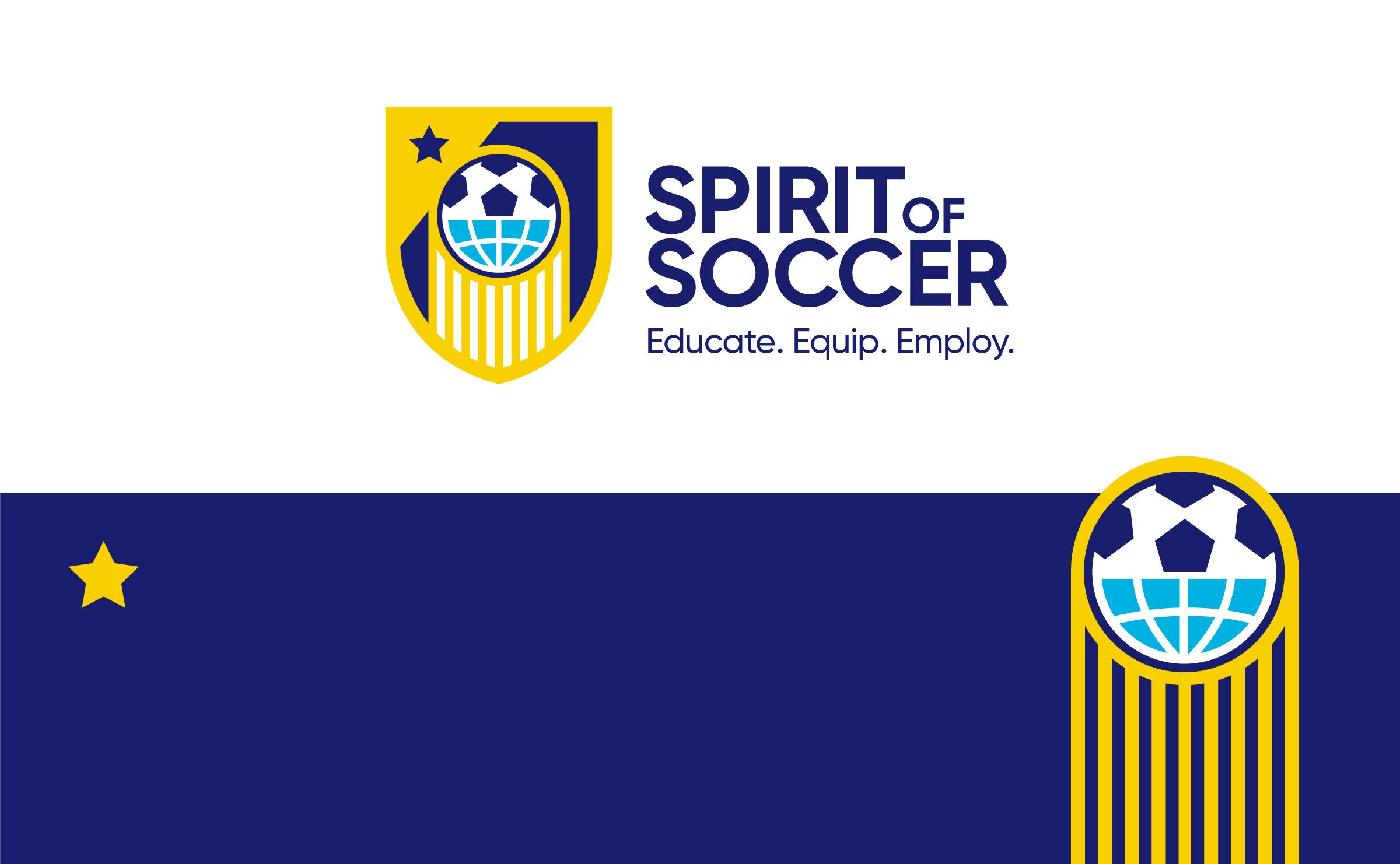 Spirit of Soccer Identity