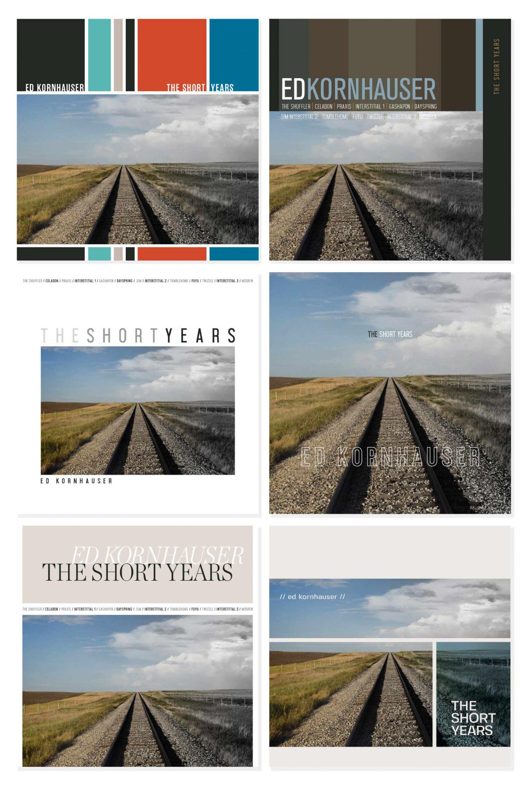 Album Artwork Cover Outtakes